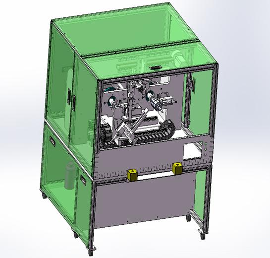 电机转子外圆磁钢粘贴机 标准机型SURE-CG-W-1