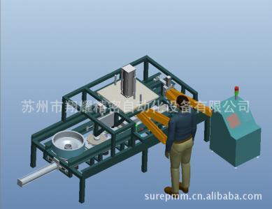 稀土、永磁电机转子磁钢粘贴设备 自动化设备