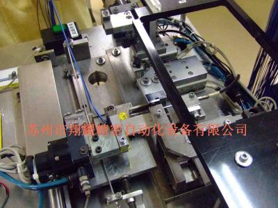 电阻自动焊锡设备