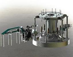 高压绝缘 瓷瓶泥坯 车削成型设备