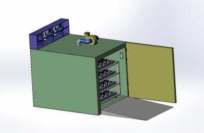 显示器冷热冲击 与 机械疲劳 综合测试机(炉)